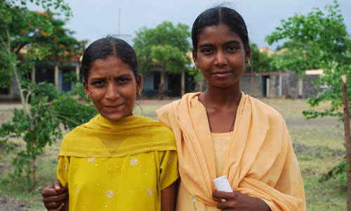 ONG niños de la india